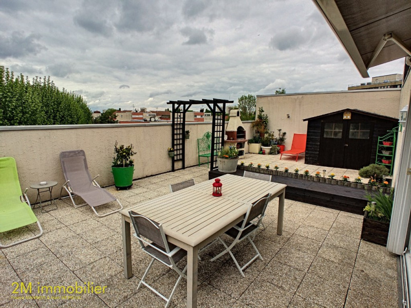 Sale apartment Vaux le penil 170 000€ - Picture 8