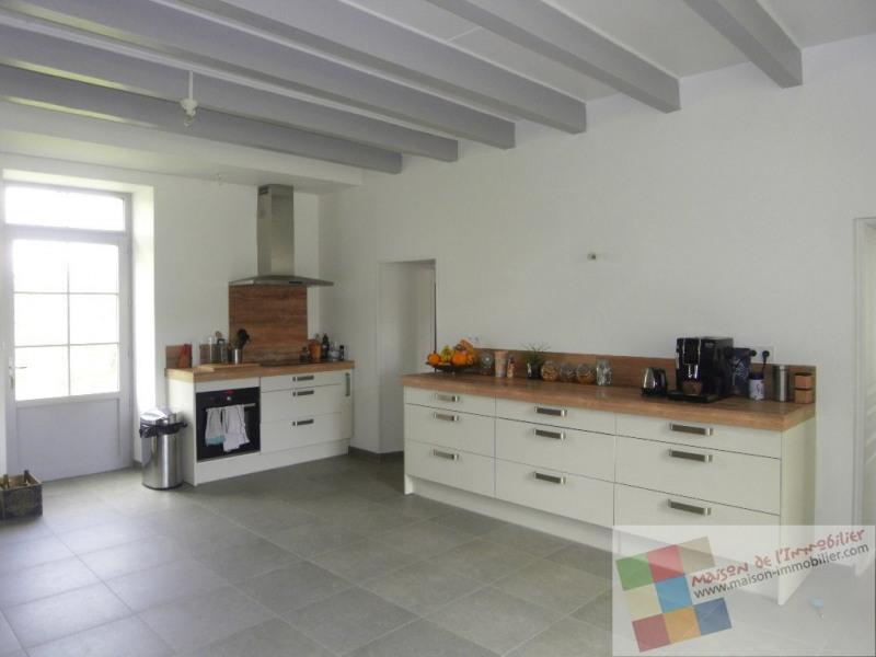 Location maison / villa Cherves richemont 1036€ CC - Photo 3