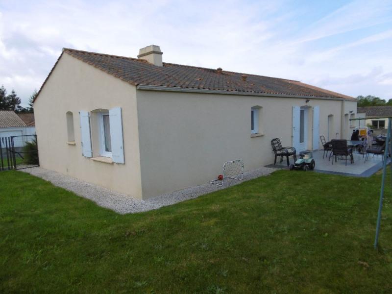 Vente maison / villa St georges de pointindoux 210500€ - Photo 5