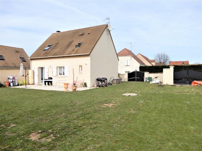 Sale house / villa Fontenay le vicomte 299000€ - Picture 1