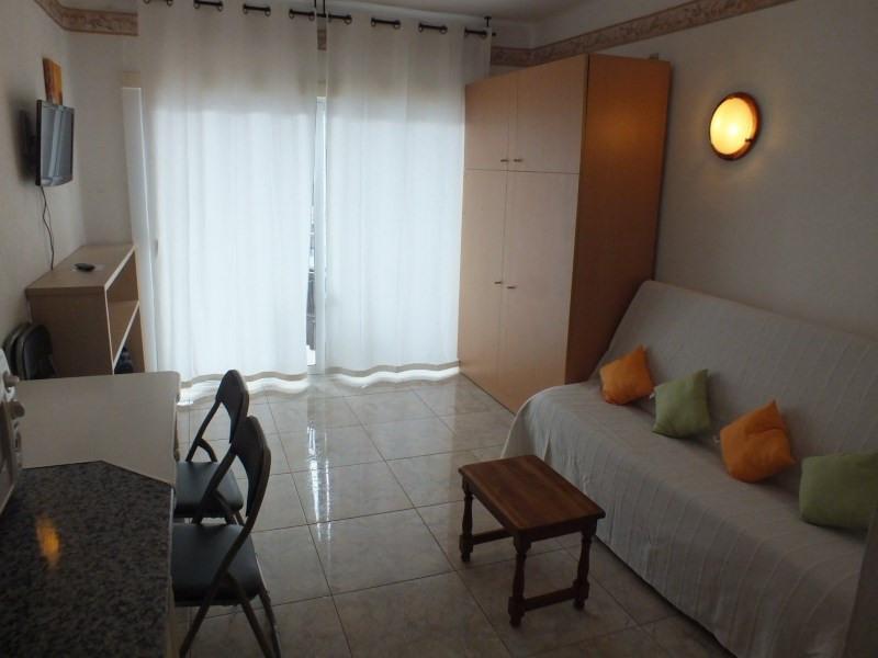 Venta  apartamento Roses santa-margarita 79000€ - Fotografía 1