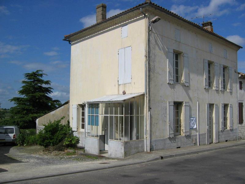 Sale house / villa Saint-thomas-de-conac 65000€ - Picture 1