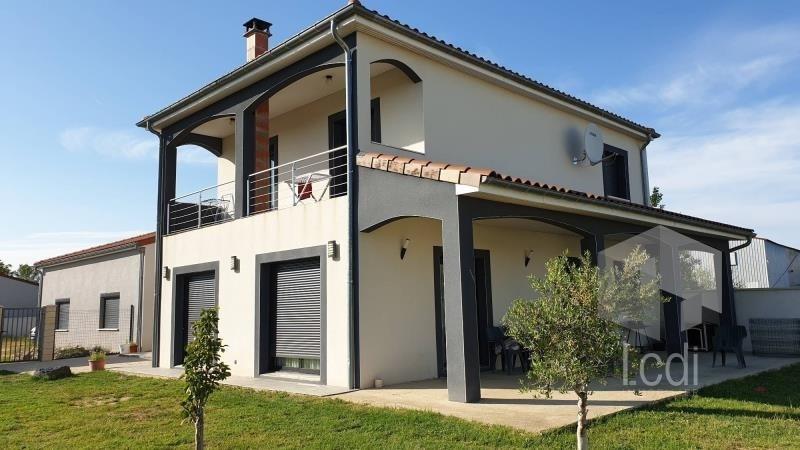 Vente maison / villa Portes-lès-valence 414750€ - Photo 2