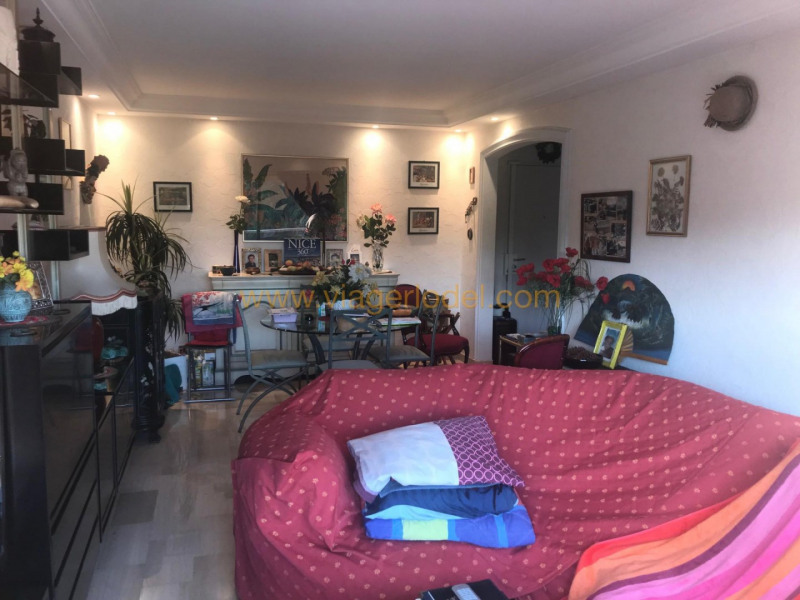 Viager appartement Nice 97 500€ - Photo 2