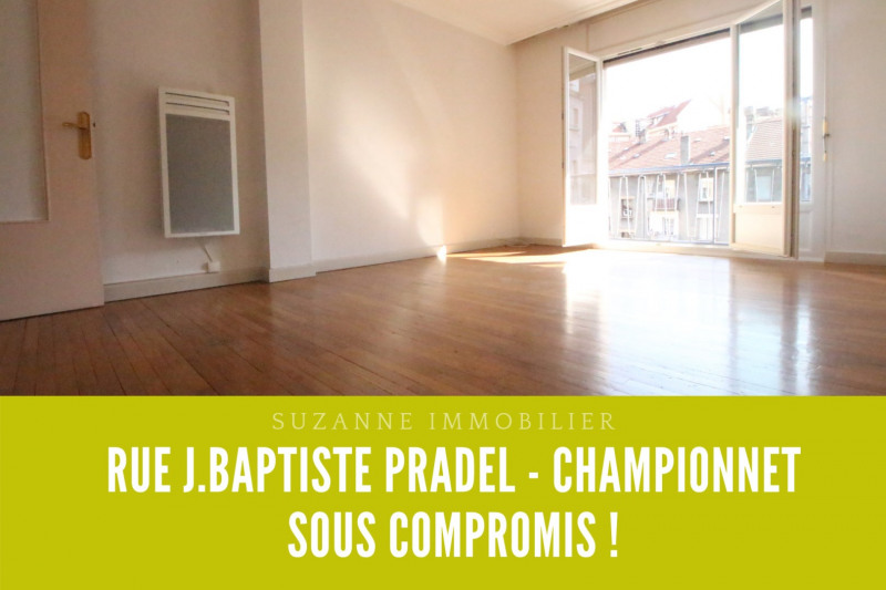 Sale apartment Grenoble 145 000€ - Picture 1
