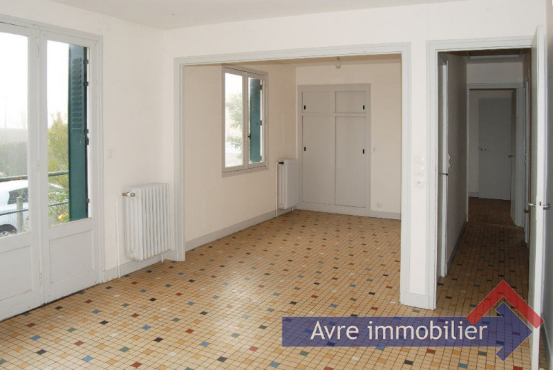 Vente maison / villa Verneuil d'avre et d'iton 127500€ - Photo 2