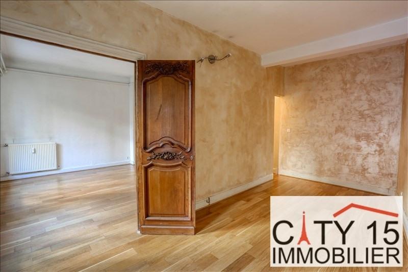 Venta  apartamento Paris 15ème 598000€ - Fotografía 4