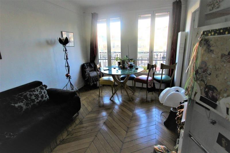 Sale apartment Paris 11ème 508000€ - Picture 2