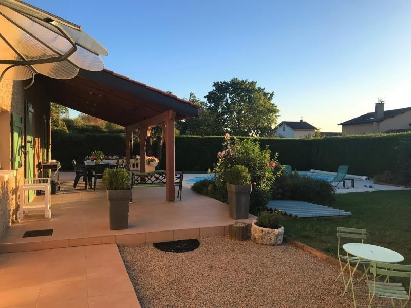 Vente maison / villa Villette d'anthon 425000€ - Photo 3