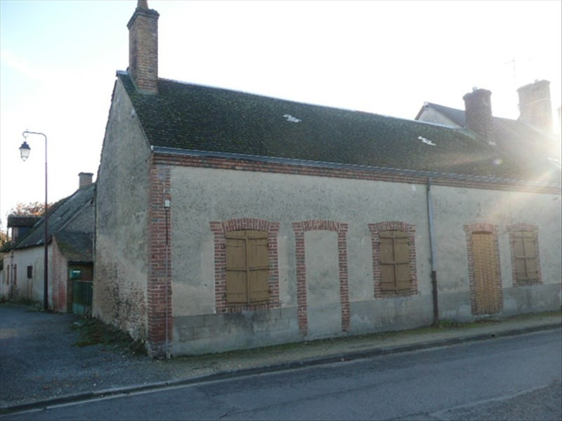 Vente maison / villa Menetreol sur sauldre 61 000€ - Photo 1