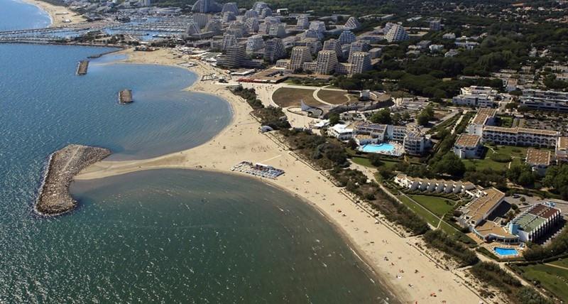 Vacation rental apartment La grande motte 455€ - Picture 9