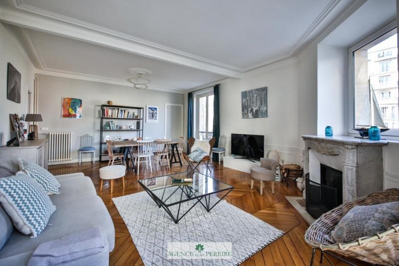 Vente de prestige appartement Paris 17ème 1065000€ - Photo 4