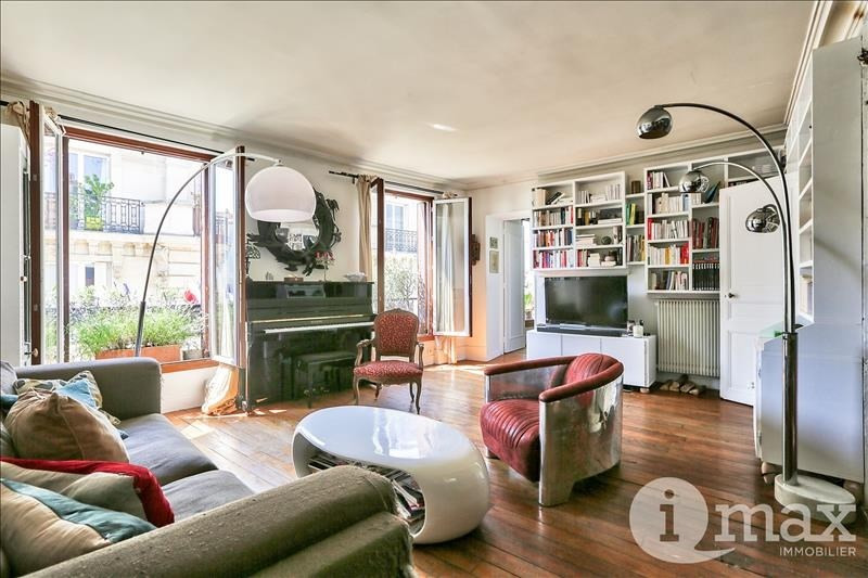 Vente de prestige appartement Paris 2ème 1040000€ - Photo 3