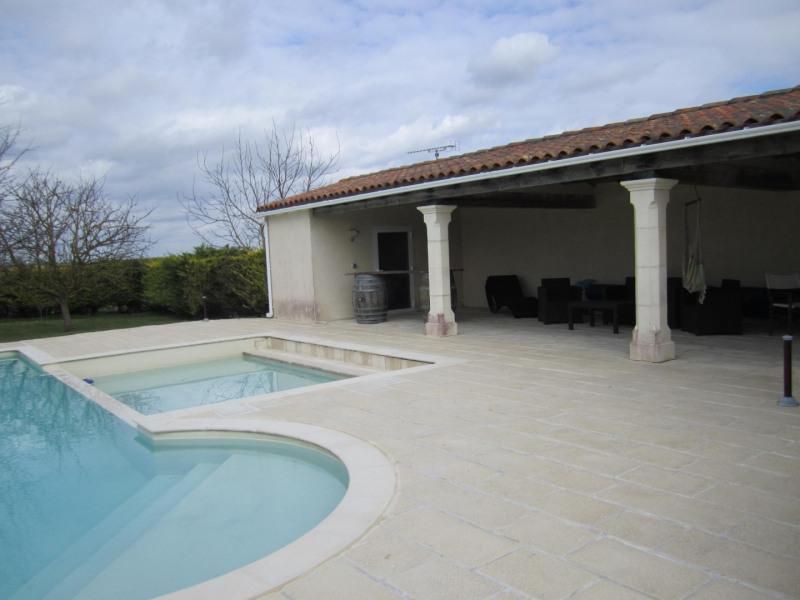 Vente maison / villa Barbezieux saint -hilaire 269100€ - Photo 4