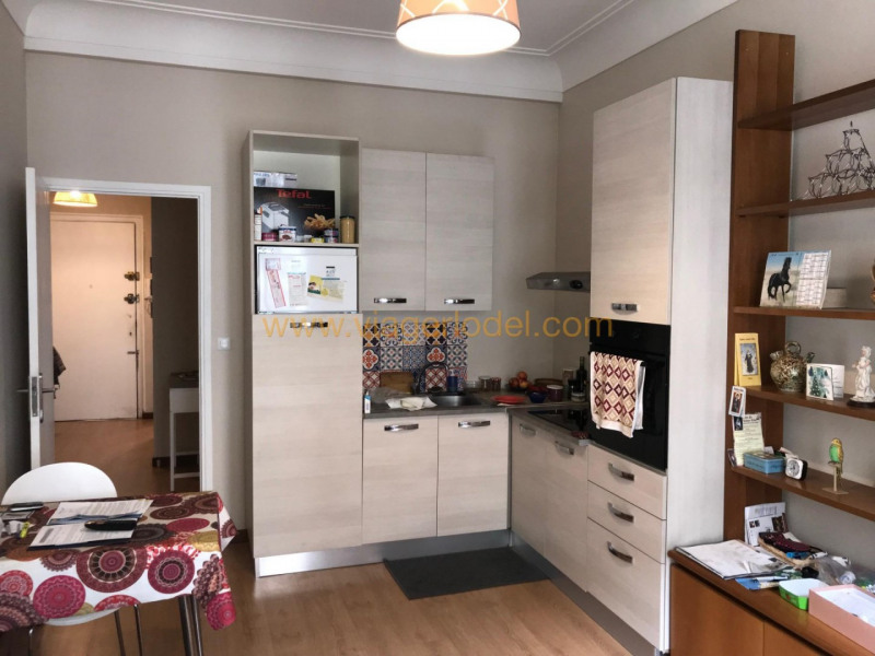 Viager appartement Nice 59 900€ - Photo 1