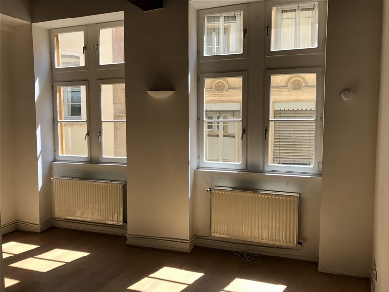 Rental apartment Lyon 1er 540€ CC - Picture 1