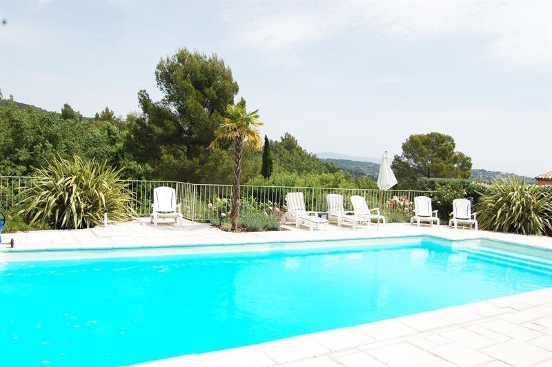 Deluxe sale house / villa Seillans 869000€ - Picture 11
