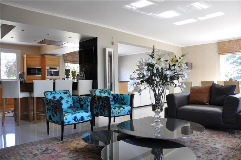 Rental house / villa St nom la breteche 6150€ CC - Picture 4