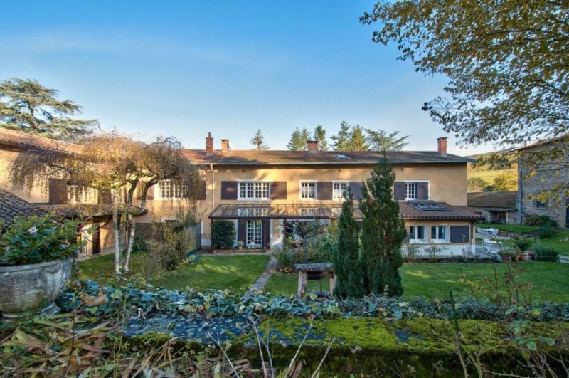 Vente de prestige maison / villa Chasselay 2575000€ - Photo 4