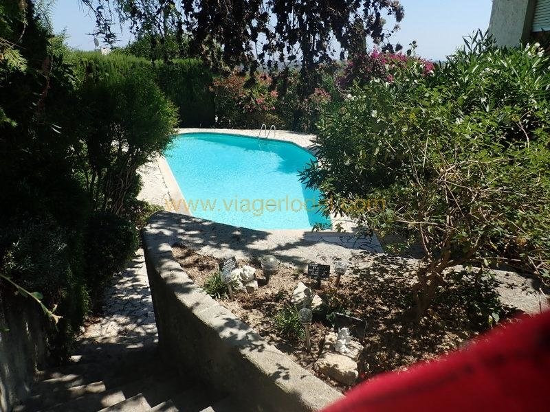 Life annuity house / villa La colle-sur-loup 310000€ - Picture 7