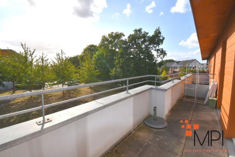 Sale apartment Mordelles 105000€ - Picture 5