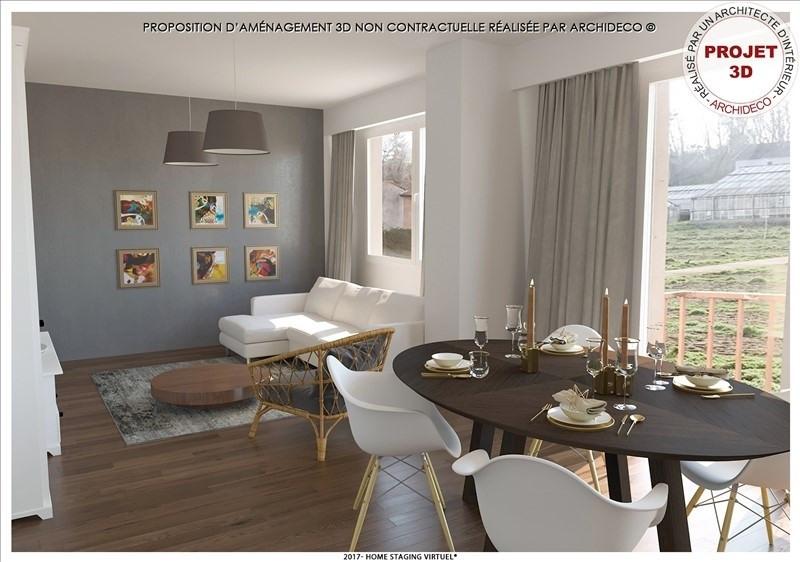 Verkoop  appartement Thionville 139000€ - Foto 2