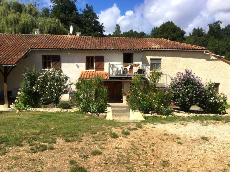 Vente maison / villa Soubran 415000€ - Photo 1