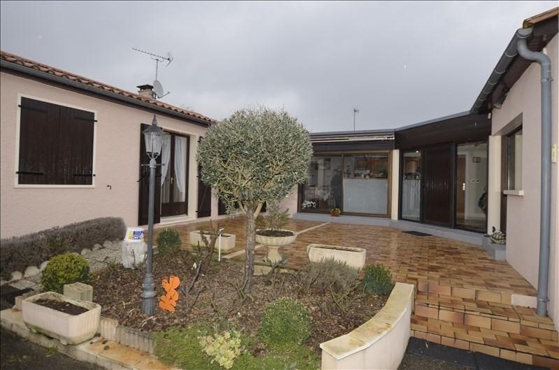 Vente maison / villa Le gond pontouvre 291000€ - Photo 2
