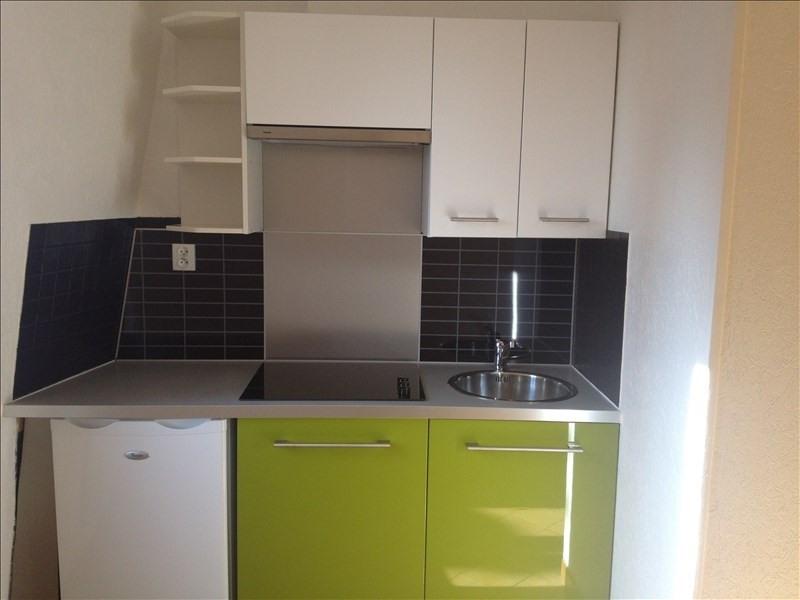 Rental apartment Nogent sur marne 513€ CC - Picture 3