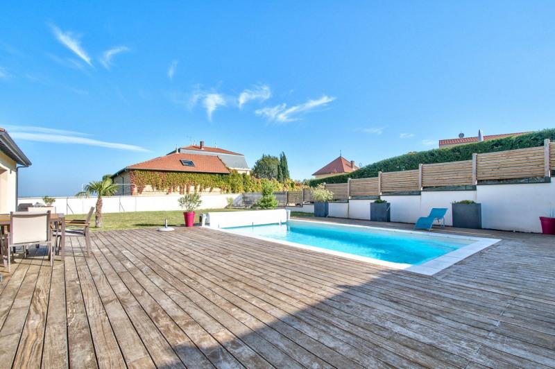 Deluxe sale house / villa Lachassagne 610000€ - Picture 2