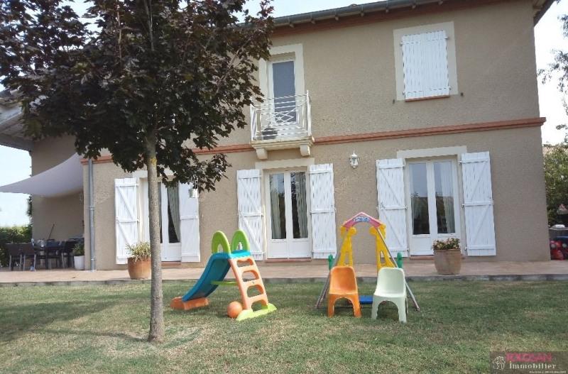 Sale house / villa Baziege 441000€ - Picture 7