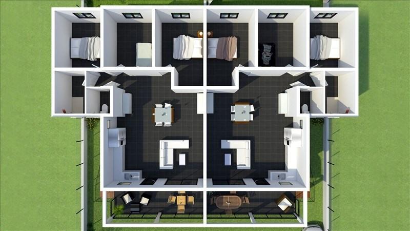 Sale apartment Les avirons 265000€ - Picture 8