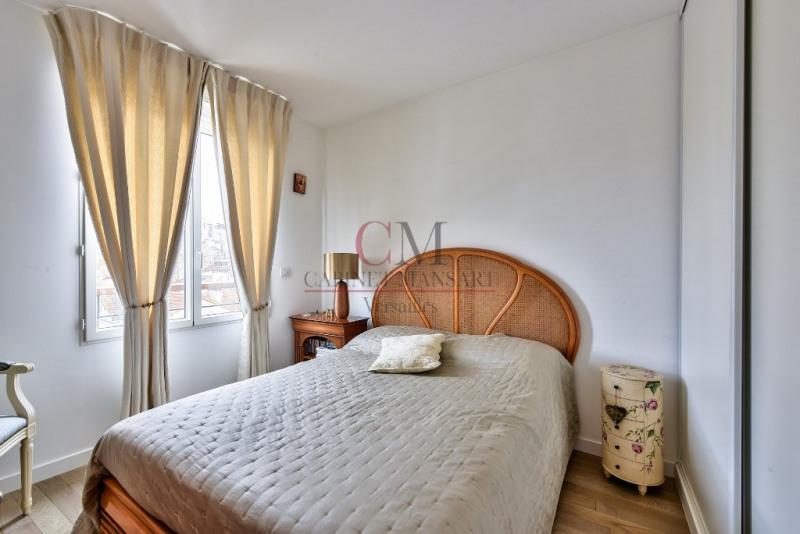 Vente de prestige appartement Saint cloud 1190000€ - Photo 17