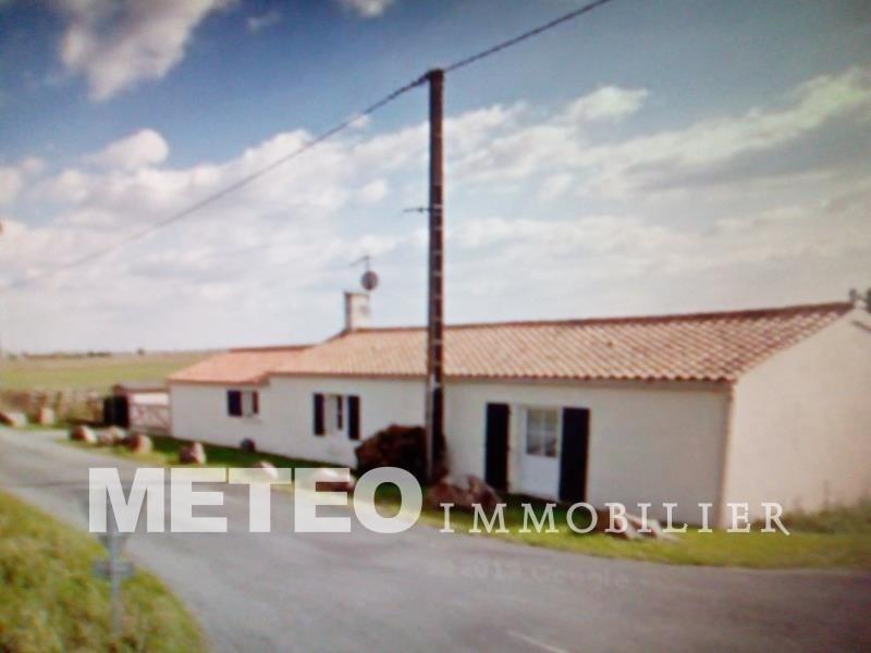 Verkauf haus Champagne les marais 138970€ - Fotografie 1