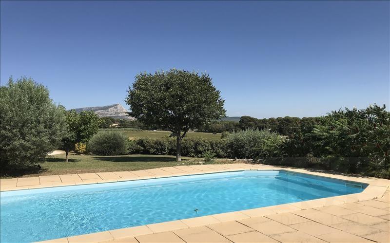 Vente de prestige maison / villa Aix en provence 1140100€ - Photo 2