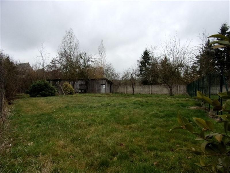 Vente terrain Champeaux 25300€ - Photo 1