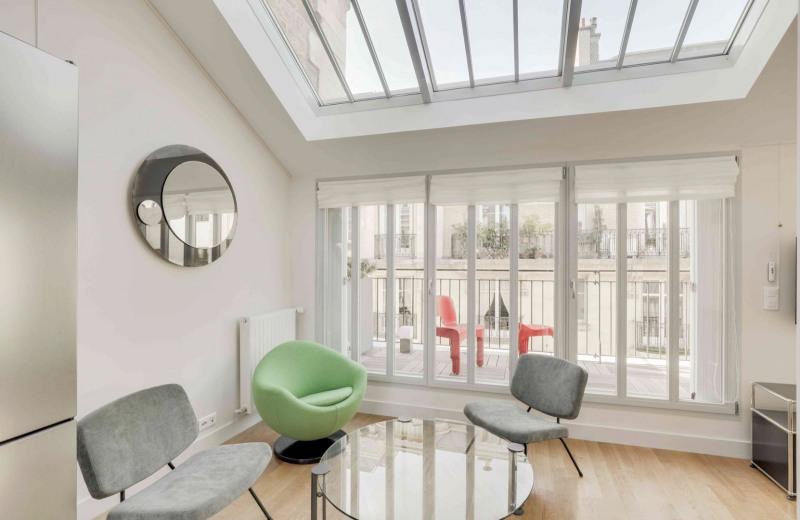 Rental apartment Paris 16ème 3000€ CC - Picture 6