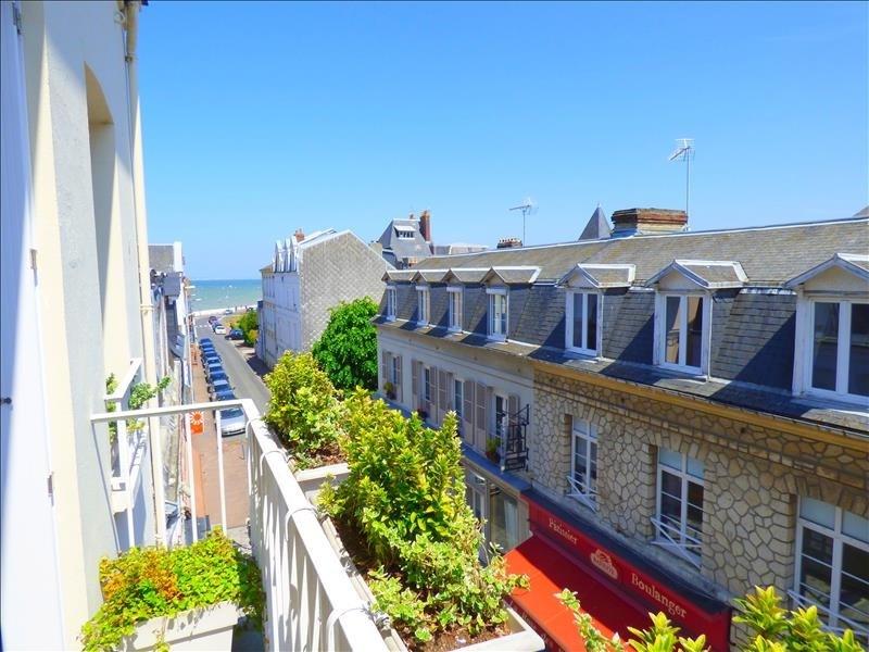 Venta  apartamento Villers-sur-mer 219000€ - Fotografía 1