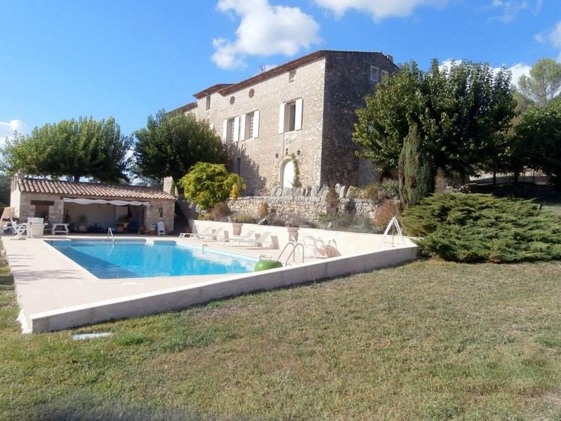Deluxe sale house / villa Le canton de fayence 1690000€ - Picture 1