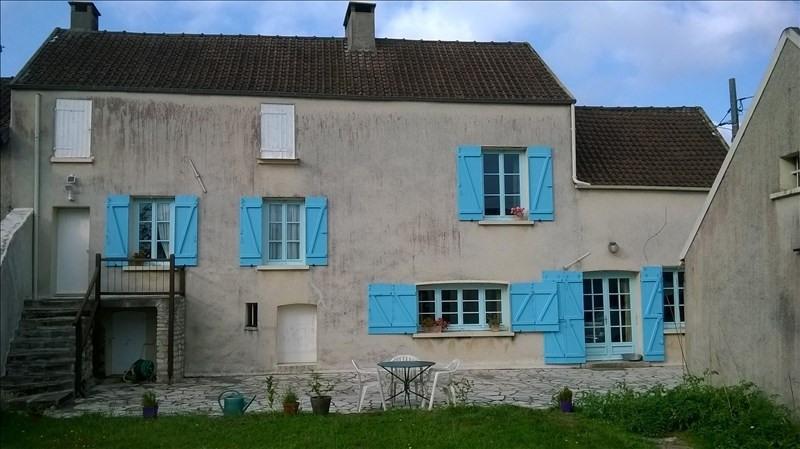 Sale house / villa Villers en arthies 248000€ - Picture 1