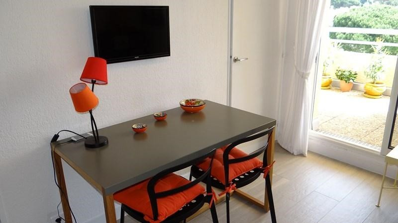 Vacation rental apartment Cavalaire 650€ - Picture 8