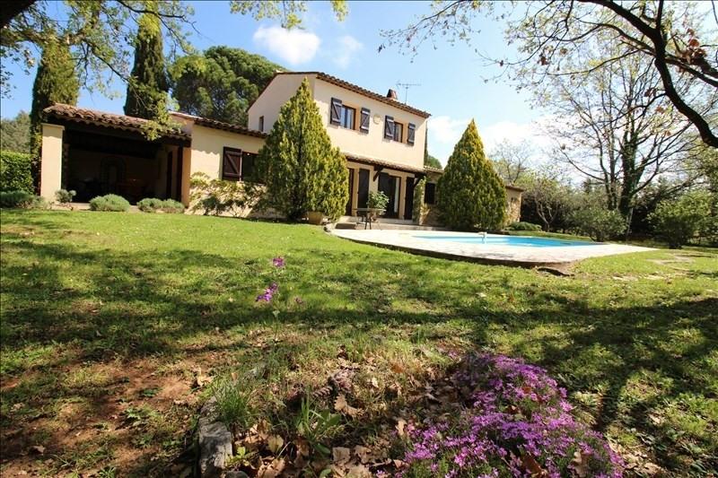 Vente maison / villa Saint cezaire sur siagne 469000€ - Photo 3