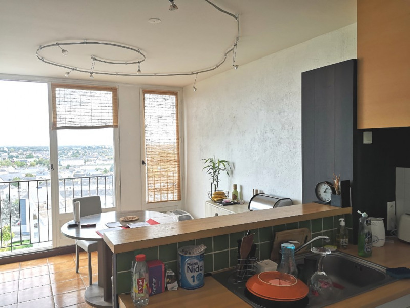 Vente appartement Angers 122 650€ - Photo 1