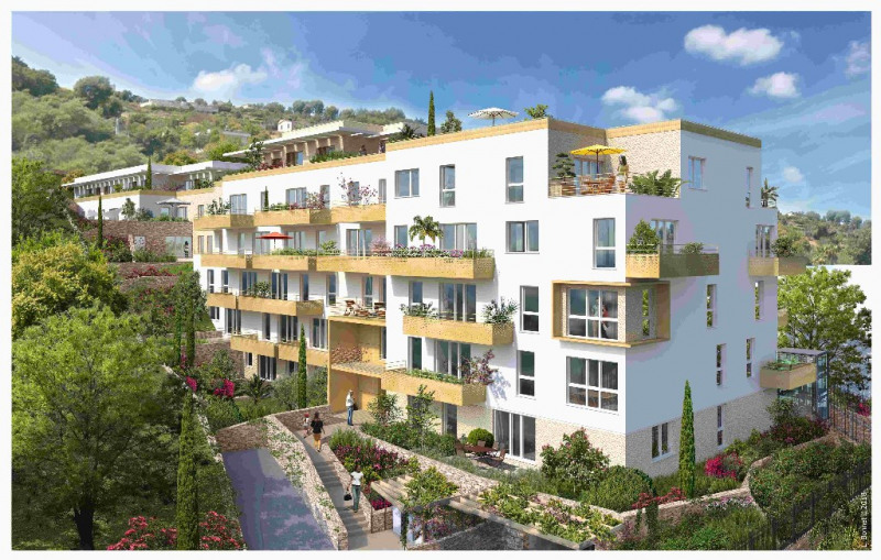 Vente appartement Cagnes sur mer 312 000€ - Photo 1