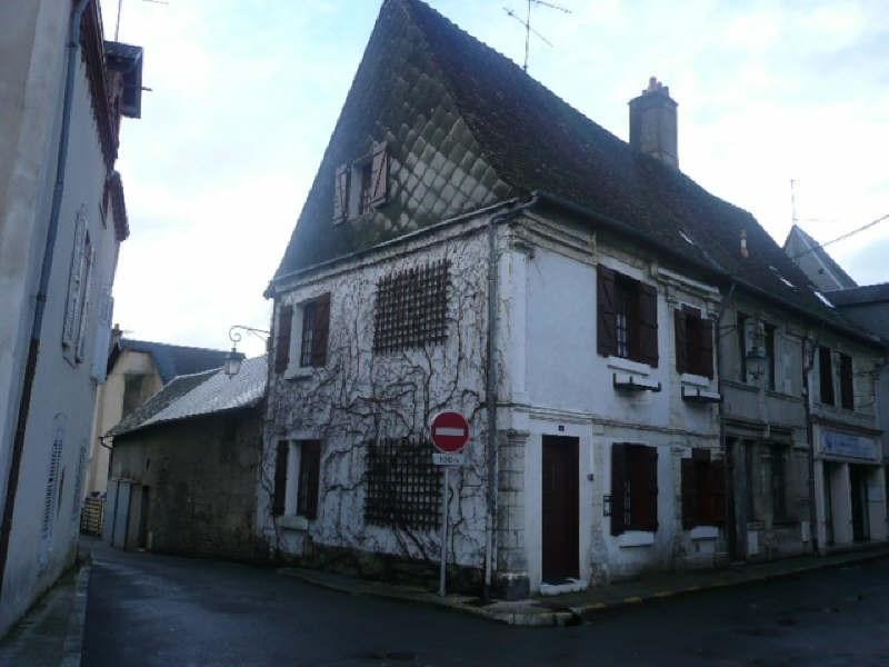 Sale house / villa Aubigny sur nere 93000€ - Picture 1