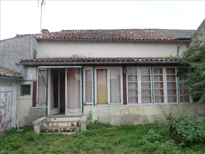 Vente maison / villa Moulismes 59000€ - Photo 3