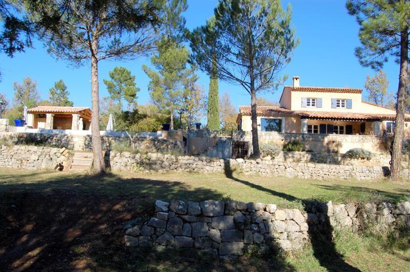 Deluxe sale house / villa Callian 1038000€ - Picture 8