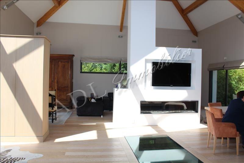 Deluxe sale house / villa Lamorlaye 1870000€ - Picture 5