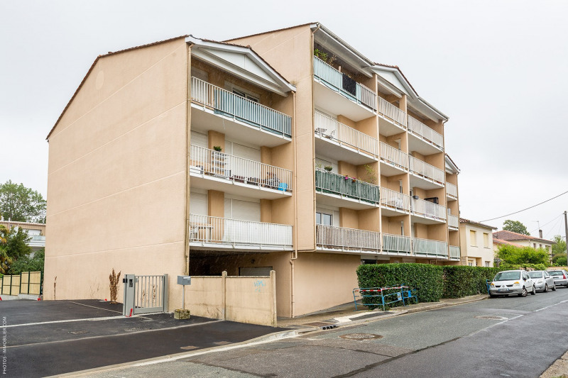 Vente appartement Talence 176 550€ - Photo 1