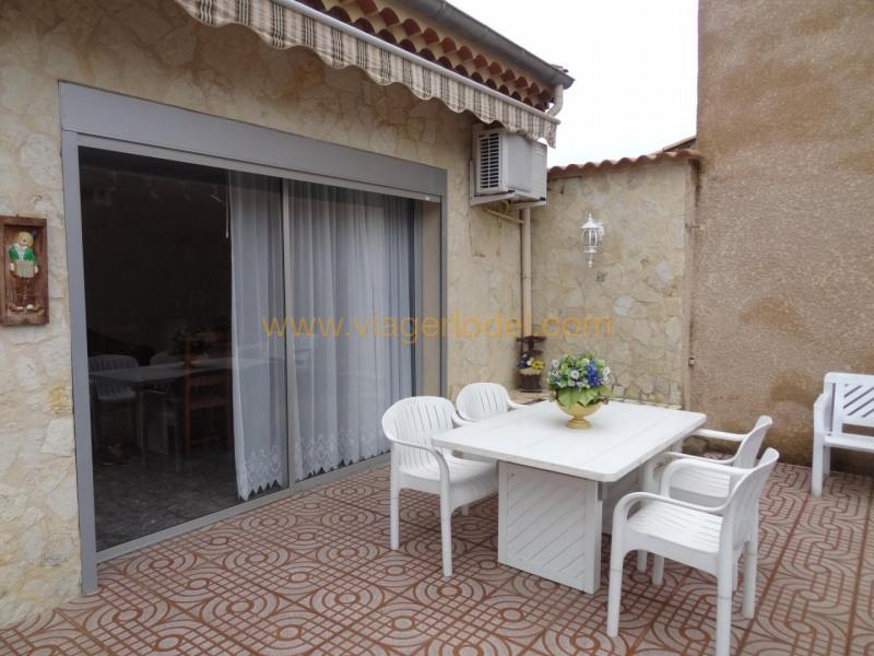 Vitalicio  casa Corneilhan 100000€ - Fotografía 1